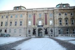Венгерский Музей истории Будапешта