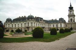 Дворец Фештеичей в Кестхее (Венгрия)