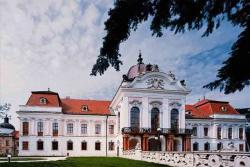 Замок Грашшалковичей в Венгрии