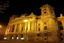 Венгерский Этнографический музей (Néprajzi Múzeum) в Будапеште