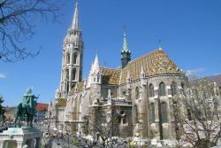 Венгерский Собор Матяша в Будапеште