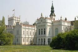 Замок Брунсвик в Будапеште (Венгрия)