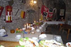 Рыцарская корчма в Бендзинском замке