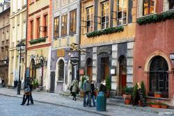 Рыночная площадь Варшавы