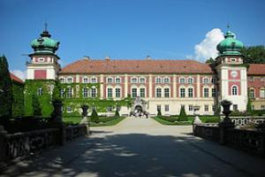 Замок Любомирских в Ланьцуте (Zamek w Lancucie)